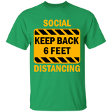Social Distancing - G500B Youth 5.3 oz 100% Cotton T-Shirt