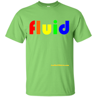 Fluid - G200 Gildan Ultra Cotton T-Shirt