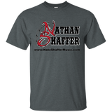 Nathan Shaffer 2018 Summer Tour G200 Gildan Ultra Cotton T-Shirt