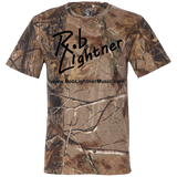 Rob Lightner Logo Icon - 3980 Code V Short Sleeve Camouflage T-Shirt