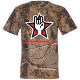 "Merch Table Online ""Official"" 3980 Code V Short Sleeve Camouflage T-Shirt"