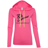 Rob Lightner Logo Icon - 887L Anvil Ladies' LS T-Shirt Hoodie