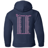 2018 Rob Lightner Summer Tour Pink Logo CAR78TH Precious Cargo Toddler Pullover Hoodie