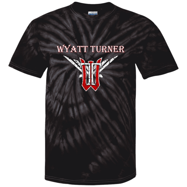 Wyatt Turner CD100 100% Cotton Tie Dye T-Shirt
