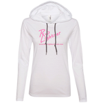 2018 Rob Lightner Summer Tour Pink Logo 887L Anvil Ladies' LS T-Shirt Hoodie