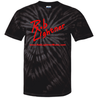 Rob Lightner 2018 Summer Tour Red Logo CD100Y Youth Tie Dye T-Shirt