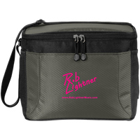 Rob Lightner Pink Logo BG513 12-Pack Cooler