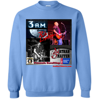 3am Album Art G180 Gildan Crewneck Pullover Sweatshirt  8 oz.