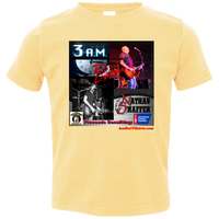 3am Album Art 3321 Rabbit Skins Toddler Jersey T-Shirt