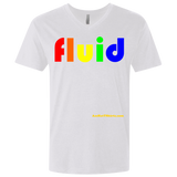 Fluid - NL3200 Next Level Men's Premium Fitted SS V-Neck