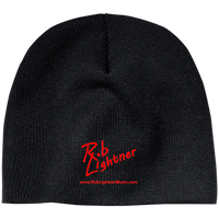 Rob Lightner Red Logo CP91 100% Acrylic Beanie