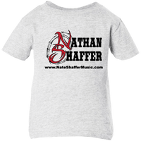 Nathan Shaffer 2018 Summer Tour 3401 Rabbit Skins Infant 5.5 oz Short Sleeve T-Shirt