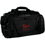 Rob Lightner Red Logo BG1050 Port Authority Medium Color Block Gear Bag