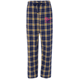 Rob Lightner Pink Logo F20 Boxercraft Unisex Flannel Pants