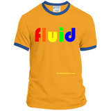 Fluid - PC54R Port & Co. Ringer Tee