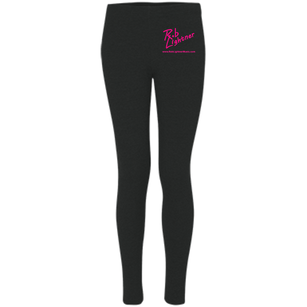 Rob Lightner Pink Logo S08 Boxercraft Women's Leggings