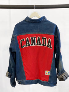 CANADA DENIM JACKET