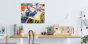 5 Tips for Choosing Office Art