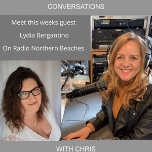 Conversations with Chris talking to Lydia Bergantino of Wild Me