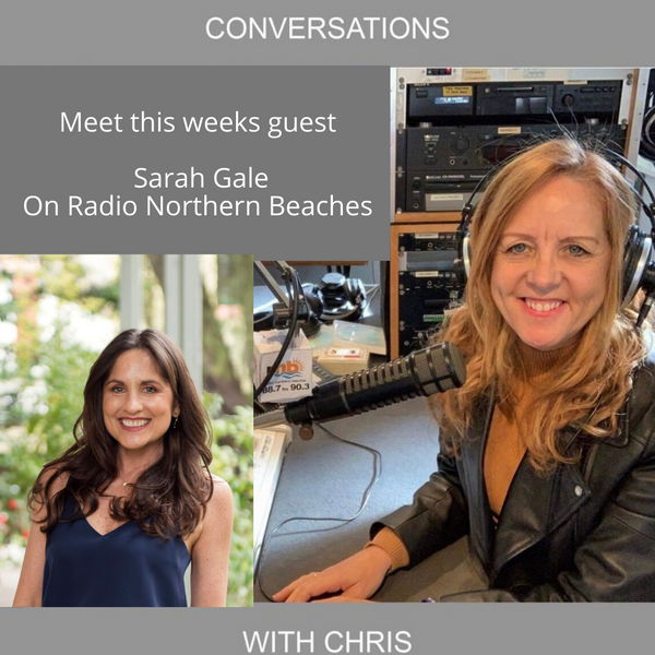 Conversations With Chris Talking With Sarah Gale from Wearing Your Worth