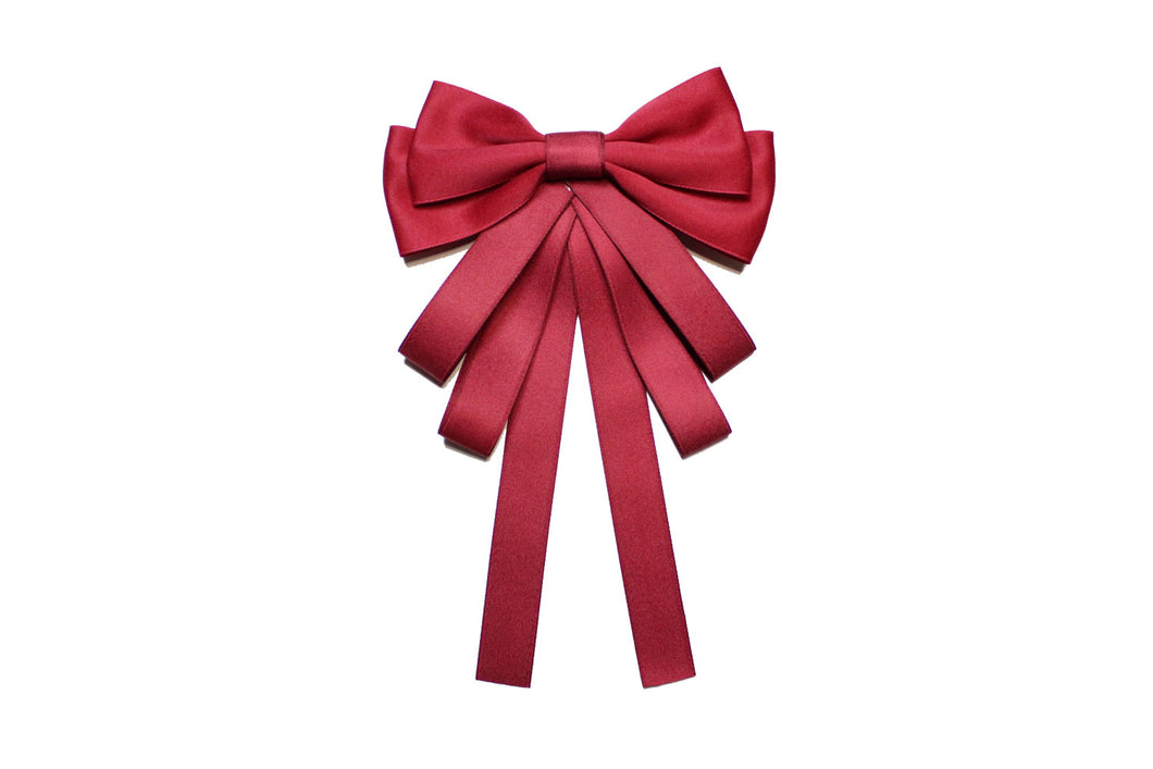 Cute Red Bow