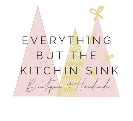 Everything But The Kitchin Sink