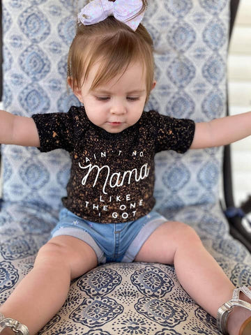 Ain't No Mama Child Tee