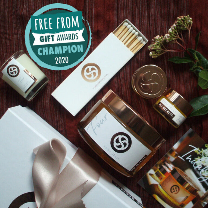 Best Free From Skincare Gift 2020