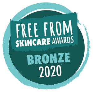 Bath Jelly scoops Bronze in the Free From Skincare Awards 2020