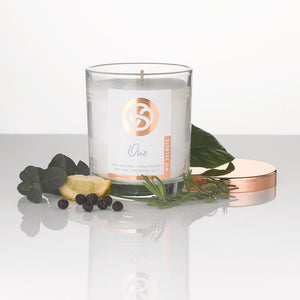 Soy Candles 100% natural ingredients no harmful synthetics