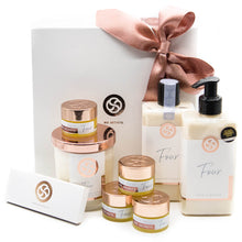 natural beauty products christmas gift set also vegan
