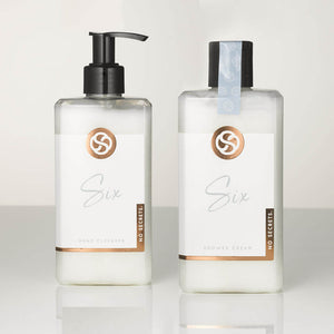 no secrets fragrance free hand cleanser shower cream