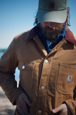 Carhartt Firm Duck Chore Coat