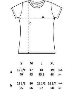EP04 WOMEN'S SLIM FIT JERSEY T-SHIRT