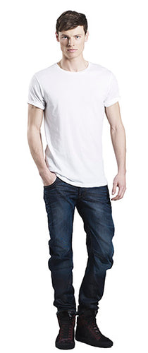 EP11 MEN'S ROLLED SLEEVE T-SHIRT