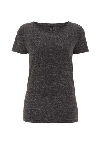 EP14 WOMEN'S SPECIAL YARN EFFECT T-SHIRT