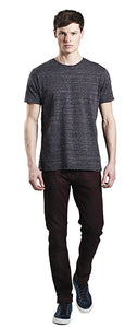 EP15 MEN'S SPECIAL YARN EFFECT T-SHIRT