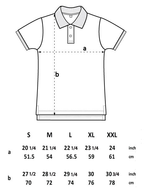 EP20 MEN'S STANDARD POLO SHIRT