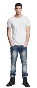 N15 MEN'S RAW EDGE JERSEY T-SHIRT