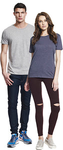 N18 MEN'S / UNISEX SLIM CUT JERSEY T-SHIRT