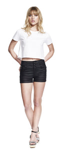 N28 WOMEN'S CROPPED JERSEY T-SHIRT