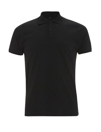 N34 MEN'S SLIM CUT JERSEY POLO SHIRT