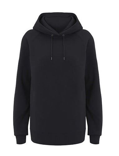 N55P WOMEN'S PULLOVER HOODY WITH CONCEALED POCKETS