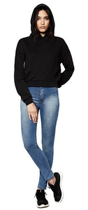 N57P WOMEN'S CROPPED HOODY