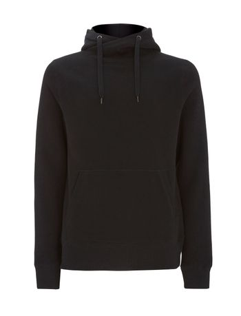 N58 MEN'S / UNISEX CROSSOVER HOODY
