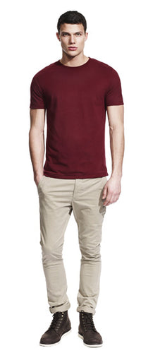 N81 MEN'S URBAN BRUSHED JERSEY T-SHIRT