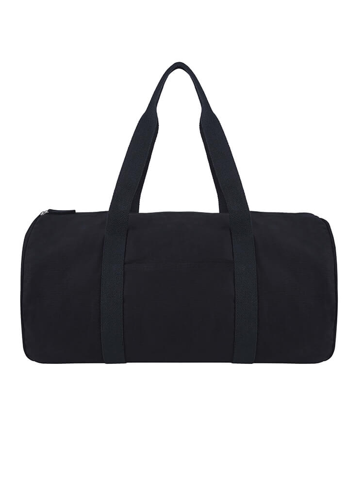 N84 BARREL BAG WITH ZIP AND POCKET