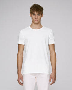 STTM528W LEADS THE ESSENTIAL UNISEX T-SHIRT / WHITES