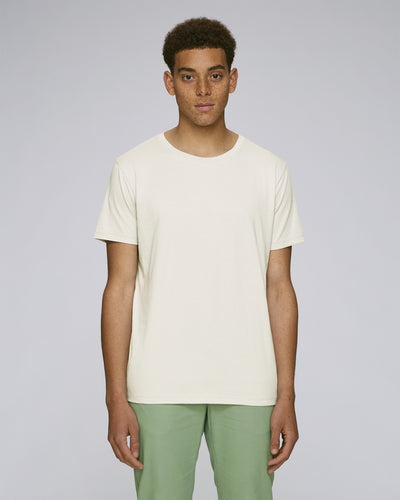 STTM528W-1 STANLEY LEADS THE ESSENTIAL UNISEX T-SHIRT / WHITES