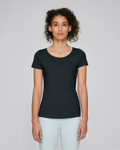 STTW006C STELLA LOVES ROUND NECK TEE-SHIRT / COLORS